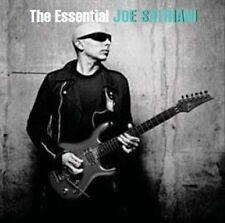The Essential Joe Satriani by Joe Satriani (CD, Oct-2010, 2 Discs, Epic)
