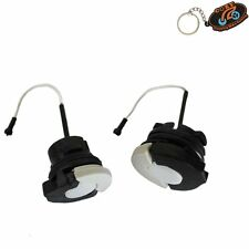 Gas Tank Fuel Cap + Oil Cap for Stihl Chainsaw Ms210 Ms230 Ms250 Ms360 Part# 000