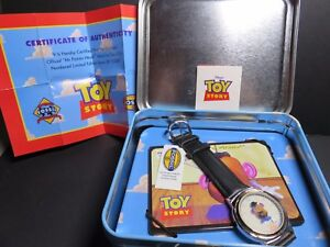 Disney's Toy Story Mr Potato Head LE Watch. New In Box w/tags. See Photos.