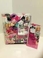 Barbie Glitz & Glam Doll Playset with Extra outfit
