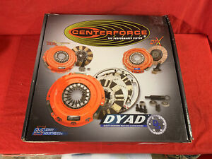 Ford F150 F250 F350 Centerforce Dual Friction Clutch Pressure Plate And Disc 940
