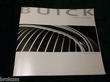 MINT 2004 BUICK LESABRE ORIGINAL  SALES BROCHURE W/ COLOR CHART NEW (BOX 681)