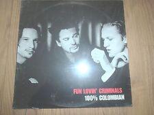 Fun Lovin' Criminals - 100% Colombian LP vinyl record NEW RARE