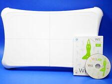 Nintendo Wii Fit Spiel mit original Nintendo Balance Board weiss #54080