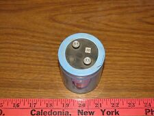 Mallory Capacitor CG SP035-2442, 560 MFD, 400 VDC