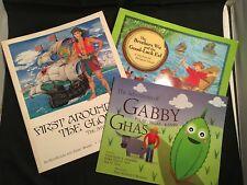 Filipino (English) 3 Books Set – Gabby Ghas / 1st Around The Globe / Brothers Wu