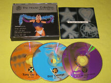 Fantazia House Collection Vol 2 - 3 CD Album House Dance Tony de Vit Boy George