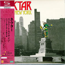 NEKTAR-COMPLETE LIVE IN NEW YORK-JAPAN 2 MINI LP SHM-CD Ji50