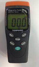 Portable Digital Magnetic Field Meter Tesla Amp Gauss Measurement Tester Tm 191