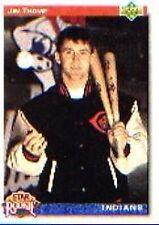 1992 Upper Deck Jim Thome #5 Baseball Card