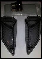 GSXR GSX-R 1000 SMOKED REAR INDICATORS GSXR1000 k9 - L3