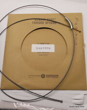NOS Mopar 1971-74 Barracuda Cuda intermediate e-brake cable w/equalizer 3467976