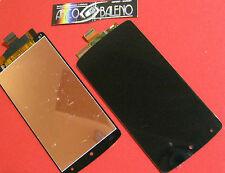 DISPLAY LCD+ TOUCH SCREEN per LG NEXUS 5 BLACK D821 OPTIMUS VETRO VETRINO GOOGLE