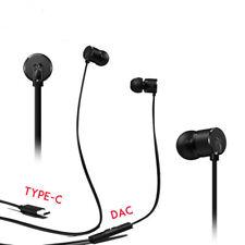 Tipo de auriculares 2T OnePlus balas-C en la oreja Auricular con micrófono para Oneplus 7 pro/6T