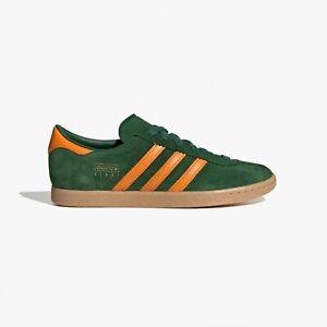 New! adidas Originals Stadt Fv1216 Amazon green bright orange gum Mens Shoes n1