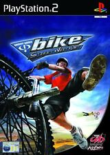 ps2 Gravity Games Bike - Great condition comes with BOOKLET