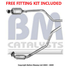 Fit with JAGUAR S-TYPE Catalytic Converter Exhaust 90865H 2.5 (Fitting Kit Inclu