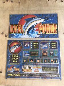 Reel Power Pokie Artwork