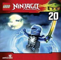 LEGO NINJAGO-MASTERS OF SPINJITZU - LEGO NINJAGO (CD20)  CD NEW
