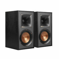 BRAND NEW Klipsch Reference R-51M Bookshelf loudspeakers BLACK (ONE PAIR)