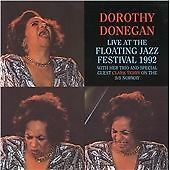 Dorothy Donegan - Live At The 1992 Floating Jazz Festival, clark Terry jazz cd