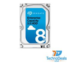 """Seagate ST8000NM0055 Enterprise 8TB Capacity 3.5"""" 7200RPM SATA III Internal HDD"""
