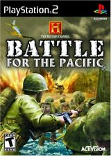 History Channel: Battle for the Pacific PS2 New Playstation 2