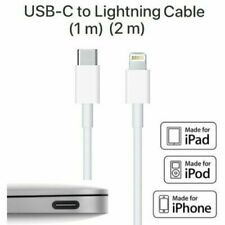 USB-C TYPE C 3.1 Male to Lightning 8 PIN data Charge Cable For iPhone X MacBook