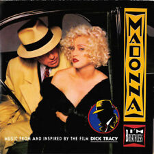 Madonna I'm Breathless Music from and Inspired by the Film Dick Tracy Cd Rare