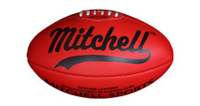 Football AFL Single Ball Red