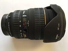 Sigma EX DG 24-70mm Aspherical lens (Pentax)