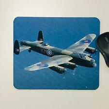 mouse mat pad Lancaster Bomber desktop office 5 MM thick made in UK