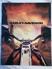 Harley-Davidson 2000 Motocycle Dealer Brochure 58 pages