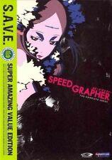 Speed Grapher - Save (4pc) 0704400087196 DVD Region 1