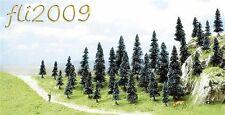 * Busch scala N/Z 6592 35 alberi abeti tree tannen NUOVI NEW