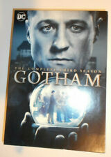 GOTHAM Third Season DVD 2017 Official US Release R1 MINT COMPLETE Ships FREE