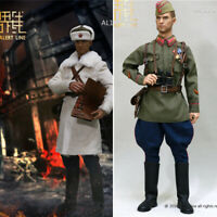 Alert Line AL100023 1/6 WWII Soviets Red Army Infantry Lieutenant Officer STOCK