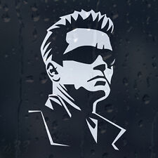 Terminator Arnold Schwarzenegger Car Bumper Window Decal Vinyl Sticker