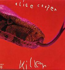 """ALICE COOPER """"KILLER"""" ORIG GER 1971 M- FIRST COVER"""