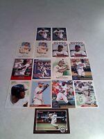 *****Denard Span*****  Lot of 26 cards.....15 DIFFERENT / Baseball