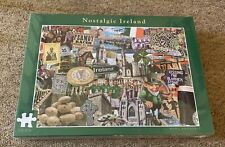 NOSTALGIC IRELAND MARC ARUNDALE 1000 piece JIGSAW PUZZLE FAST SAME DAY DISPATCH