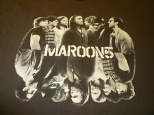 Maroon 5 Shirt ( Used Size Xl ) Used Condition!