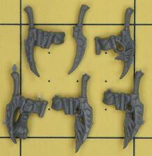 Warhammer 40K Dark Eldar Hellions Skyboard Rider Belt Accessories