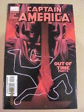 Captain America #2 Marvel Comics 2004 Winter Soldier 9.4 Near Mint Brubaker