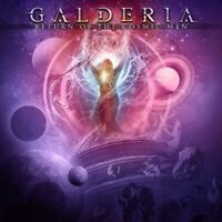 GALDERIA - RETURN OF THE COSMIC MEN   CD NEU