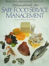 NEW NAI Handbook For Safe Food Service Management (2nd Edition) by NAI