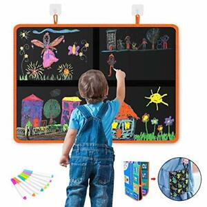 Erasable Doodle Mat Writing Drawing Board Mat Large Size 56 x 40cm