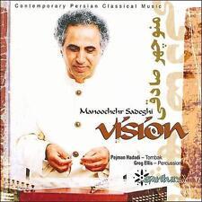 MANOOCHEHR SADEGHI - Contemporary Persian Classical Music (CD) SHIPS NEXT DAY