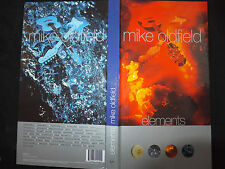 RARE COFFRET 4 CD MIKE OLDFIELD / ELEMENTS /
