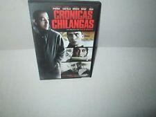 CRONICAS CHILANGAS rare Spanish dvd ISELA VEGA Luis Fernando Pena